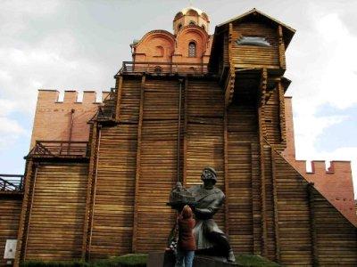 Пешеходные экскурсии по Древнему Киеву