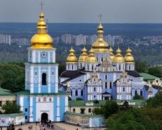 Храмы и монастыри Киева