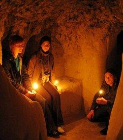 Пещерный Киев