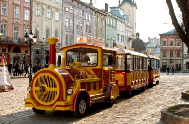 Автобусные туры по Украине из Киева