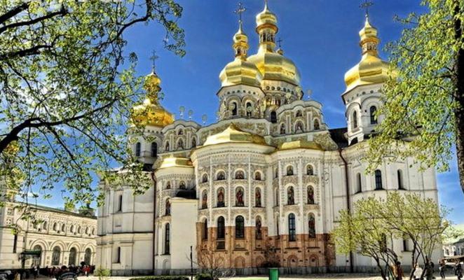 Туризм Киев