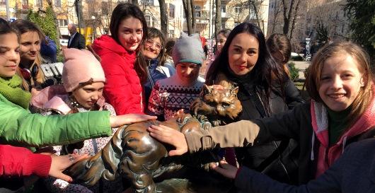 Пешие экскурсии по Киеву