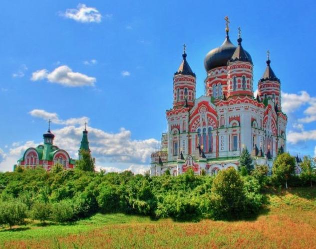 Женские монастыри Киева