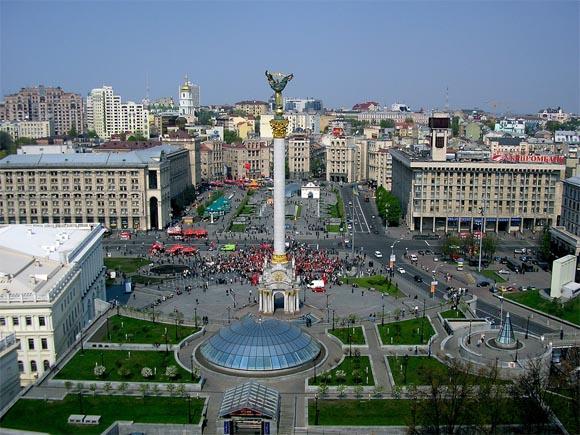 Майдан – главная площадь Киева