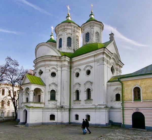 Покровская церковь на Подоле